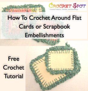 crochet paper tutorial