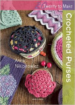 crochet purse book