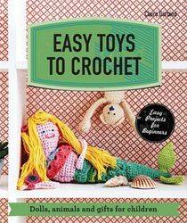 crochet toys book