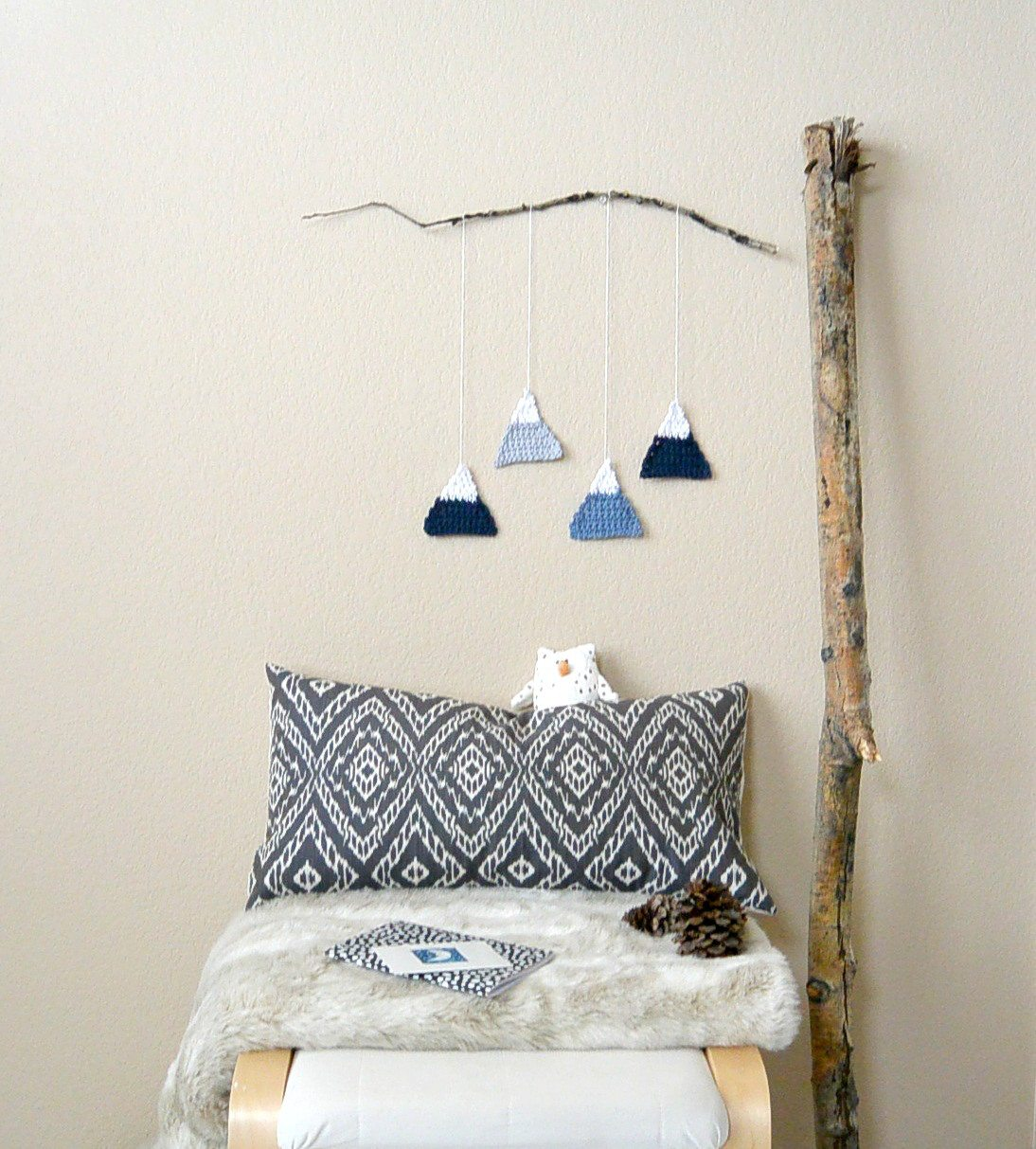 Crochet Wall Hanging : crochet wall hanging