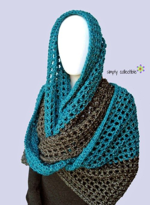 crochet wrap pattern