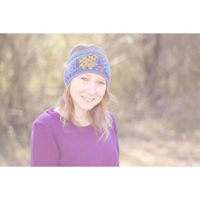 crochetingthruchronicdiseases crochet hat