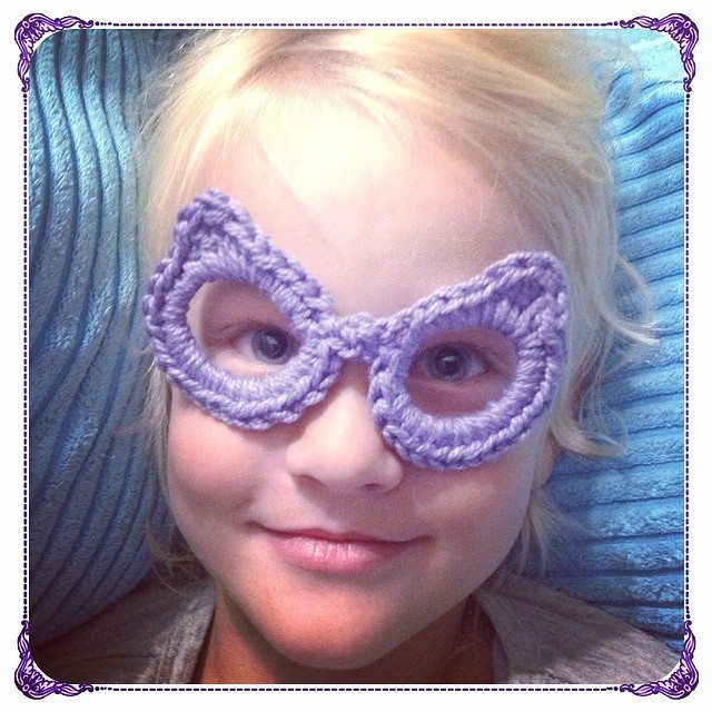 crochetinpaternoster crochet eyeglasses
