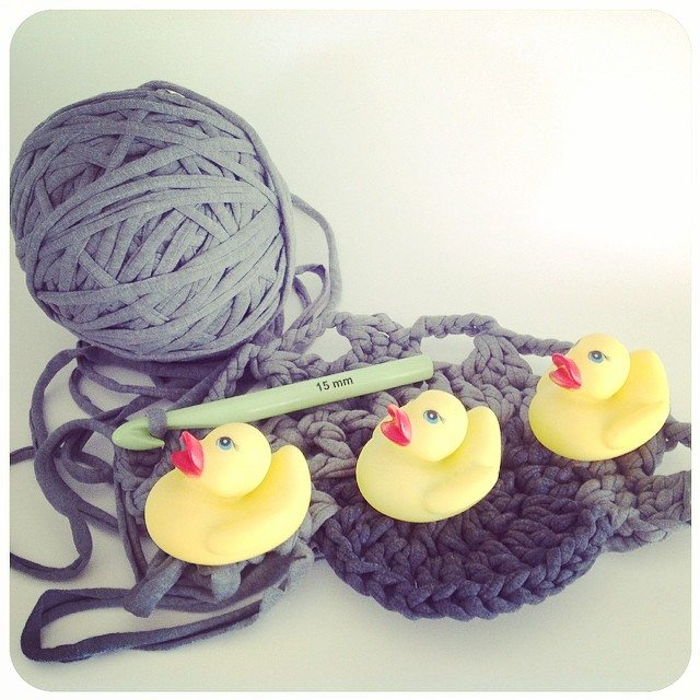 crochetinpaternoster ducks crochet