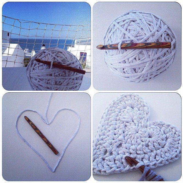 crochetinpaternoster heart crochet