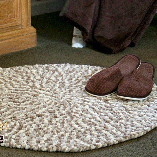 crochetzoneblog crochet rug