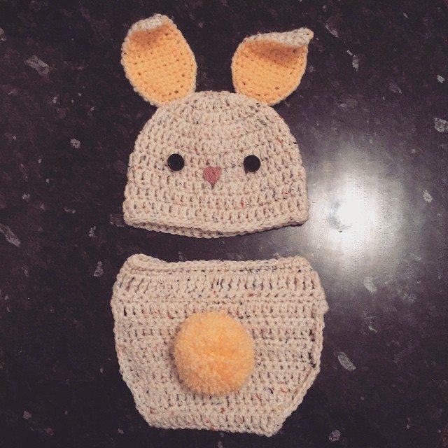 cuteashook crochet bunny