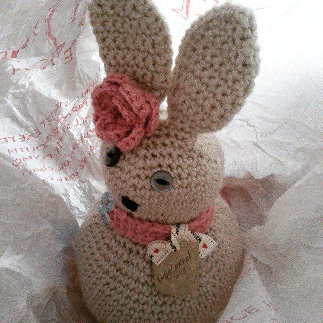 dojocrochet crochet bunnies