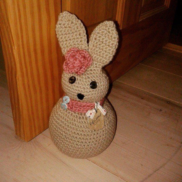dojocrochet crochet bunny