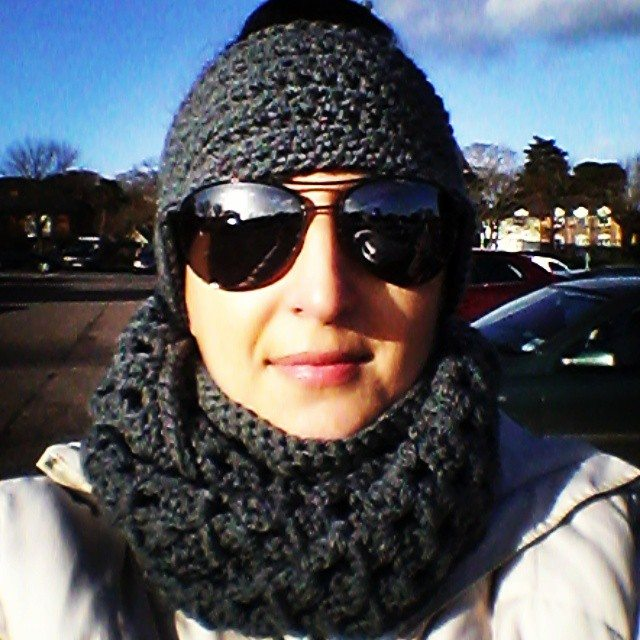 dojocrochet crochet hat and scarf