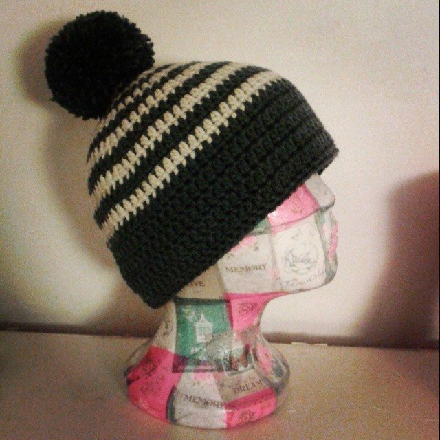 dojocrochet crochet hat