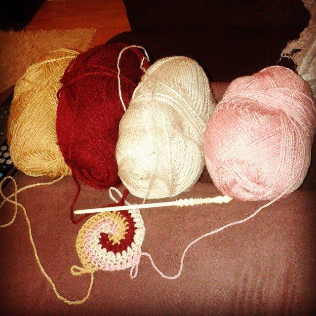 dojocrocrochet crochet spiral