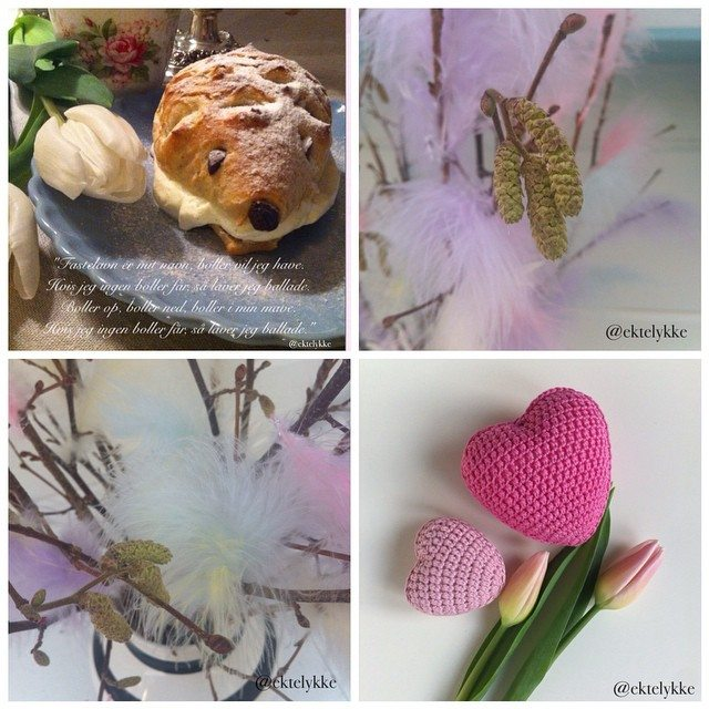 ektelykke crochet springtime