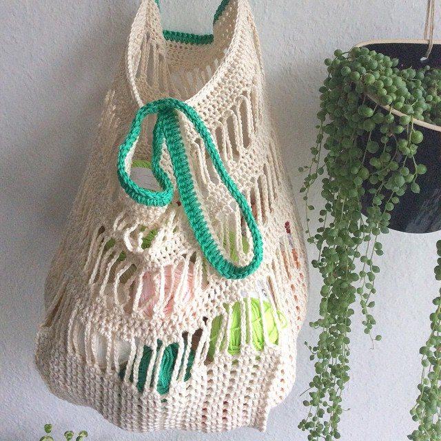 elisabethandree crochet bags