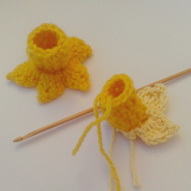 forestflowerdesigns crochet flower