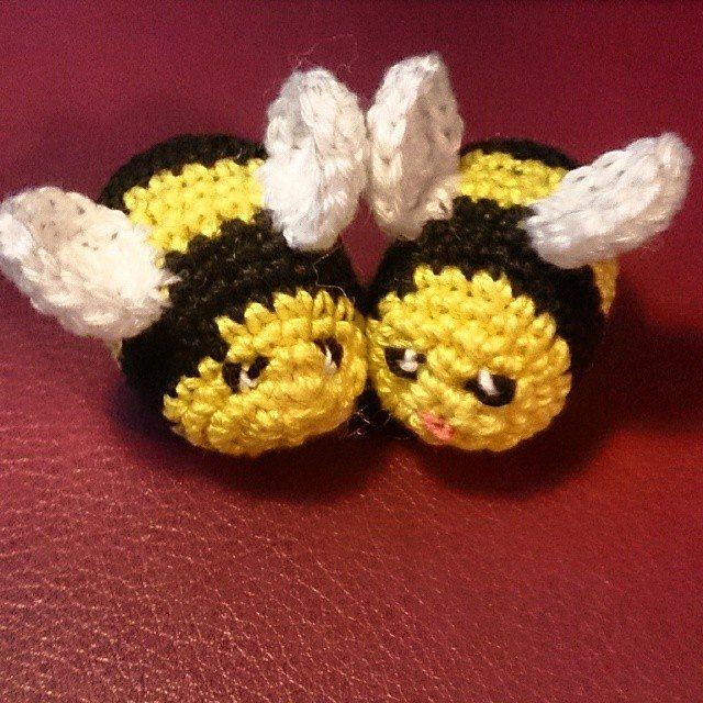garnkorgen.blogg.se crochet bees