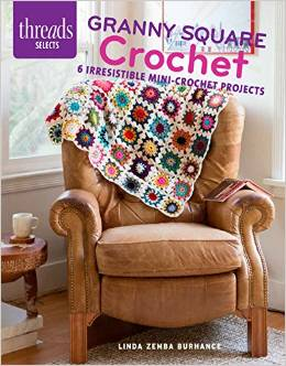 granny crochet book