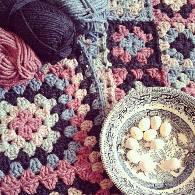 hanrosieg crochet squares