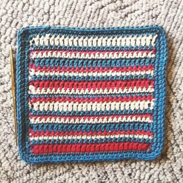 hayleyarious crochet dishcloth