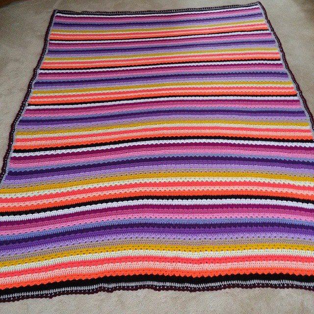 helenolding crochet blanket