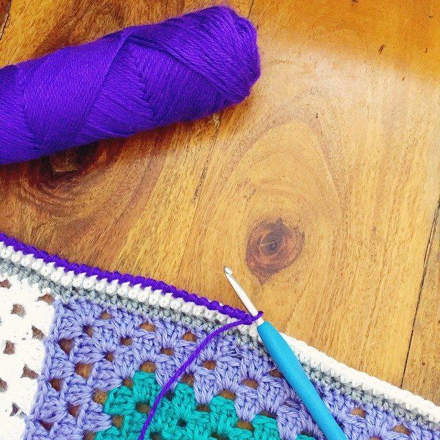 holly_pips crochet blanket edging