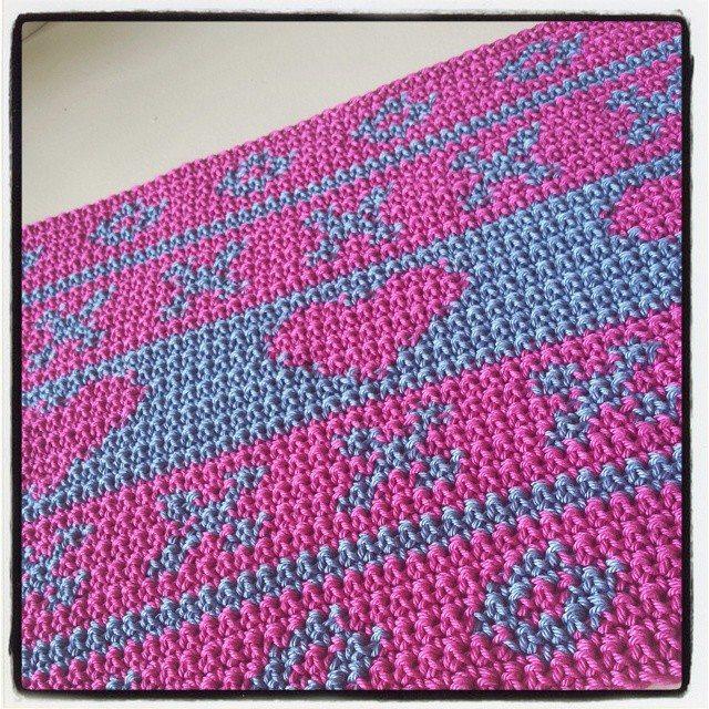 hookybren tapestry crochet