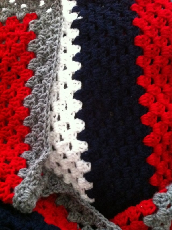 Crochet For Charity : Crochet for Charity and Help Make Worlds Biggest Stocking