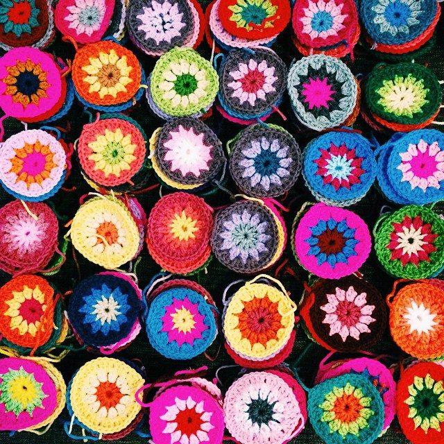jacci crochet flowres