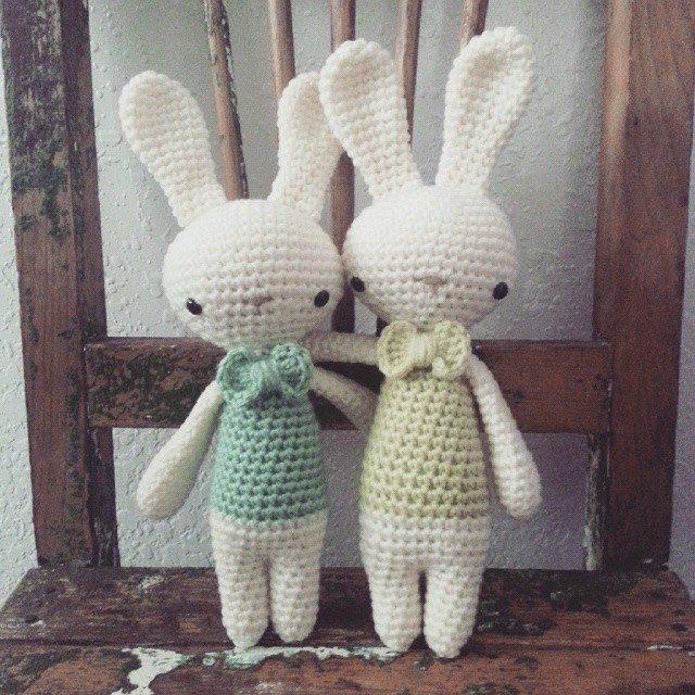 jenjendb crochet bunnies