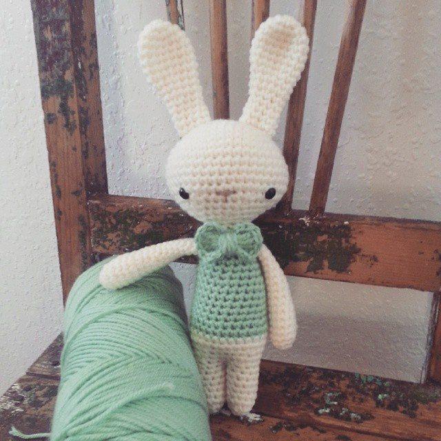 jenjendb crochet bunny