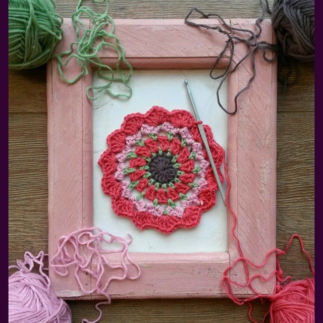 jysoulikmamma_brilliantmommy crochet flower art