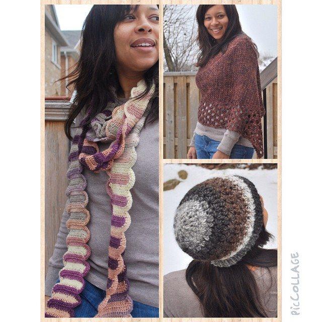 kmdcrochet switchback scarf