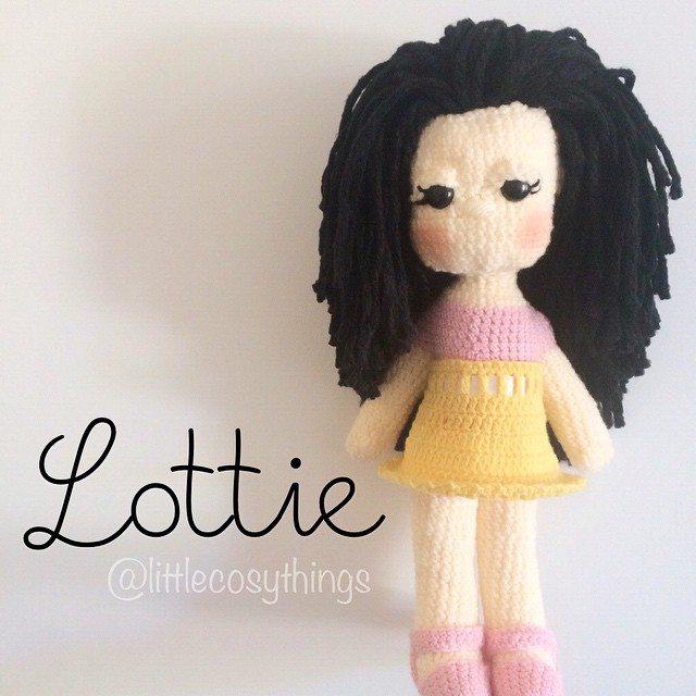 littlecosythings crochet dollie