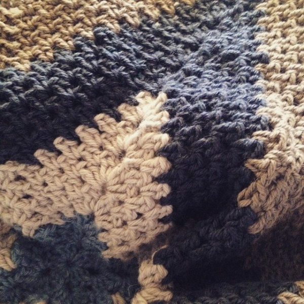 lou.teacrochet crochet blanket