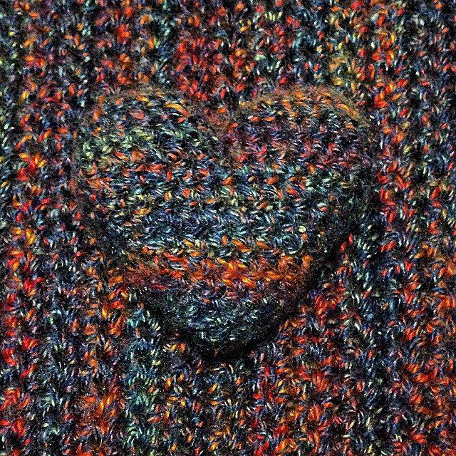 louloudeane crochet heart camo