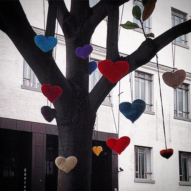 louloudeane crochet hearts