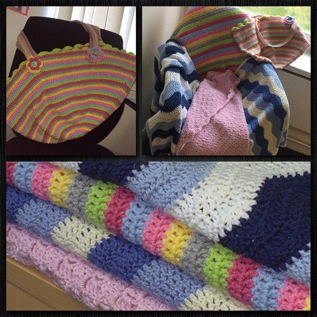 love2loop crochet blankets