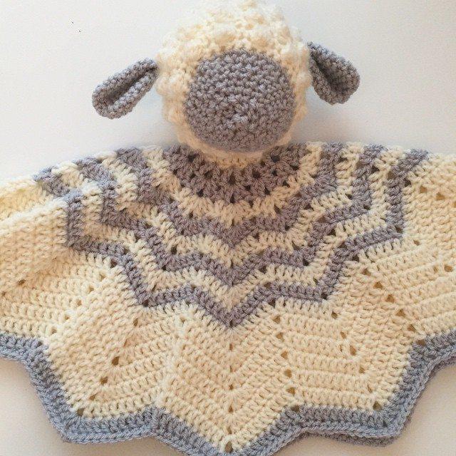 mamma_made_that lamb crochet