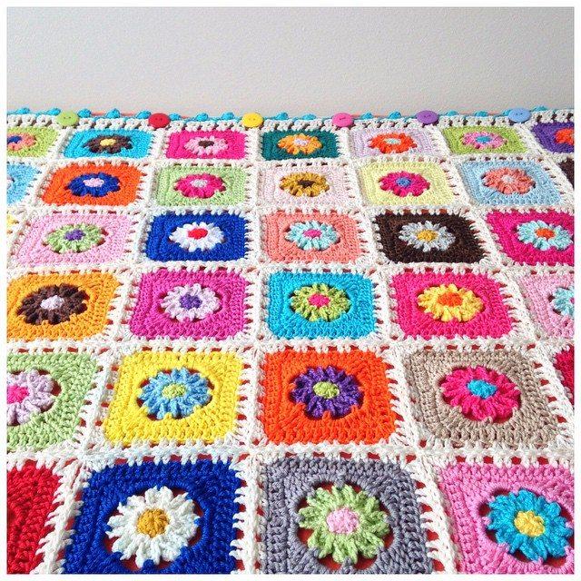 marretjeroos crochet colorful