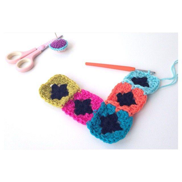 marretjeroos crochet granny