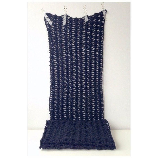 marretjeroos crochet scarf