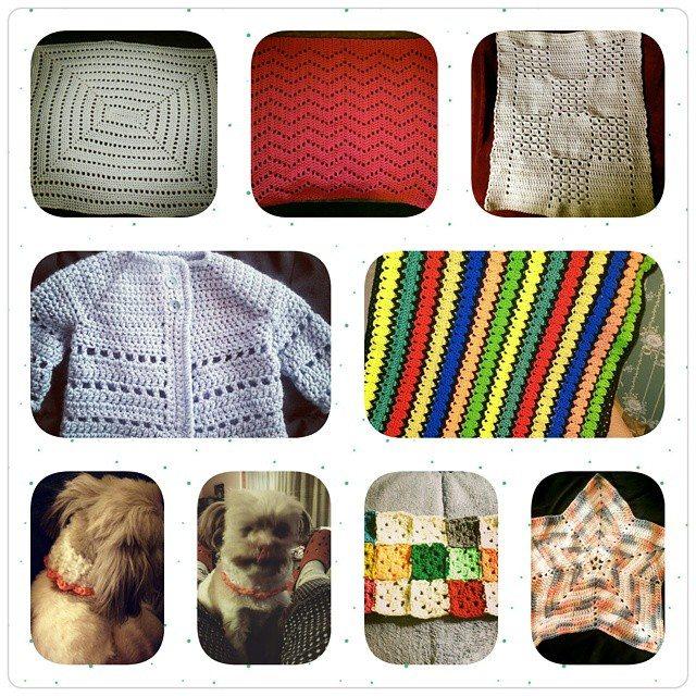 mlissabethgr crochet collage
