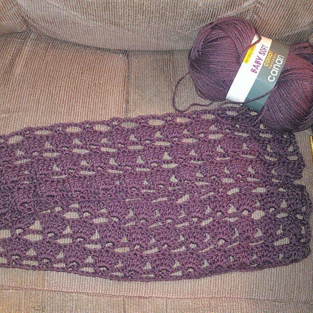 mlissabethgr crochet shrug