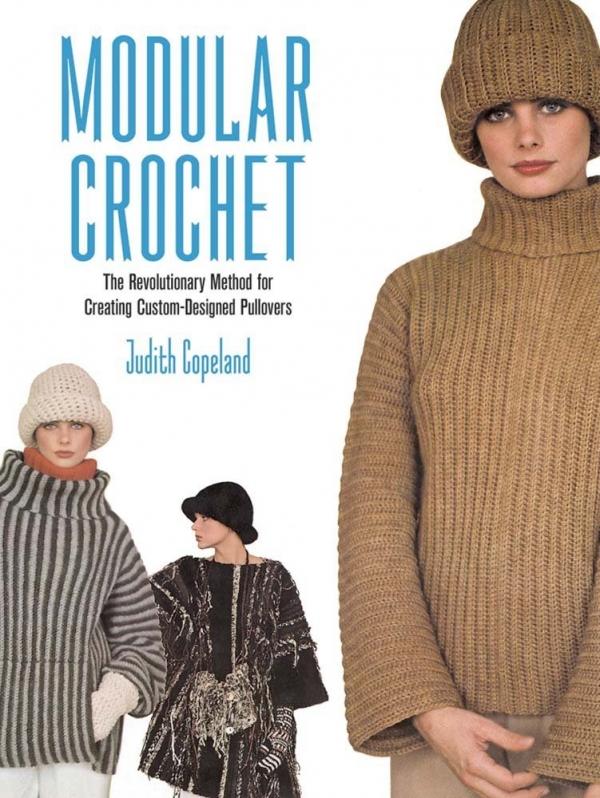 modular crochet book