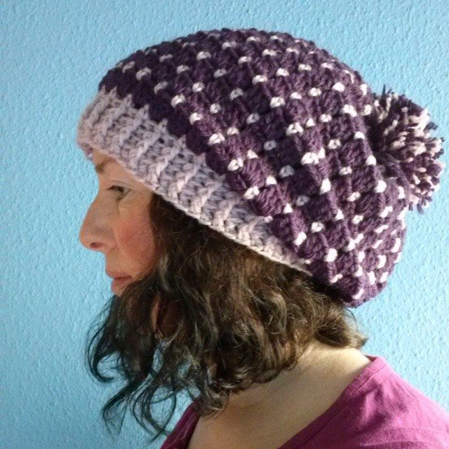mrsdaftspaniel crochet hat
