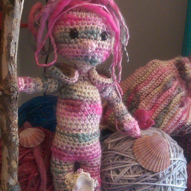 oakherder crochet doll