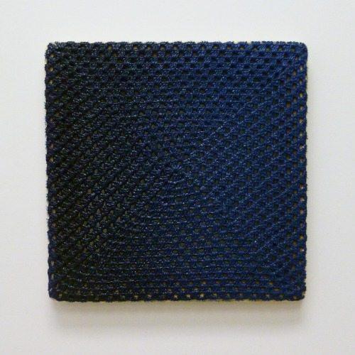 oil on crochet cotton