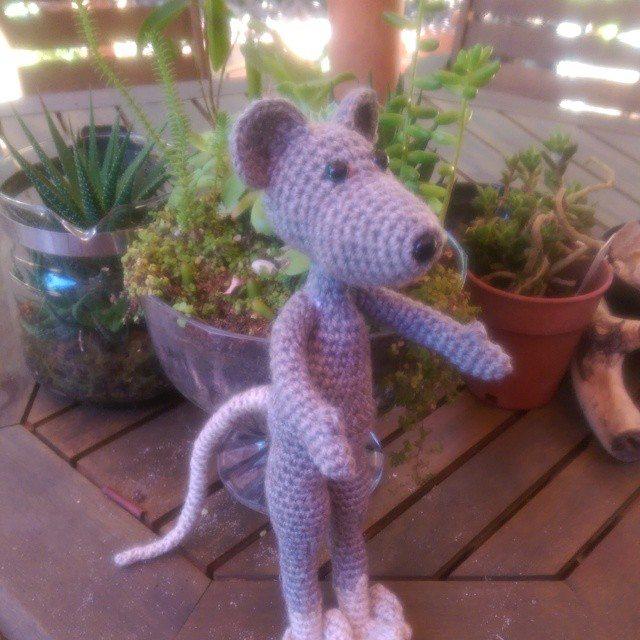 pakherder crochet rodent