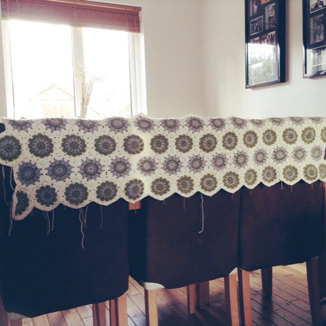 patternpiper crochet blanket