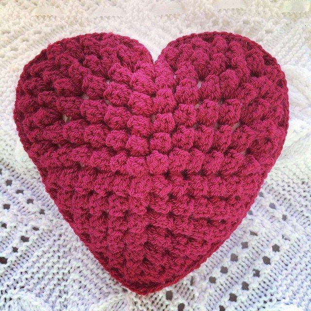 patternpiper crochet heart